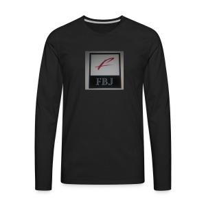 FBJArtzzz - Men's Premium Long Sleeve T-Shirt