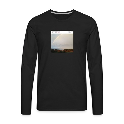 Catch Fever Maybe Single Cover - Men's Premium Long Sleeve T-Shirt