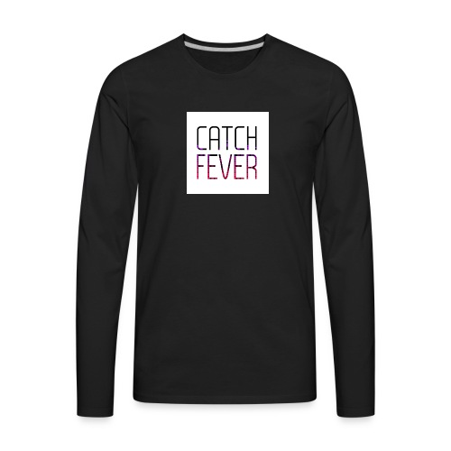CATCH FEVER 2017 LOGO - Men's Premium Long Sleeve T-Shirt