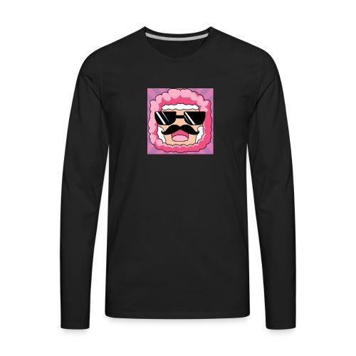 LTgamer sheep - Men's Premium Long Sleeve T-Shirt
