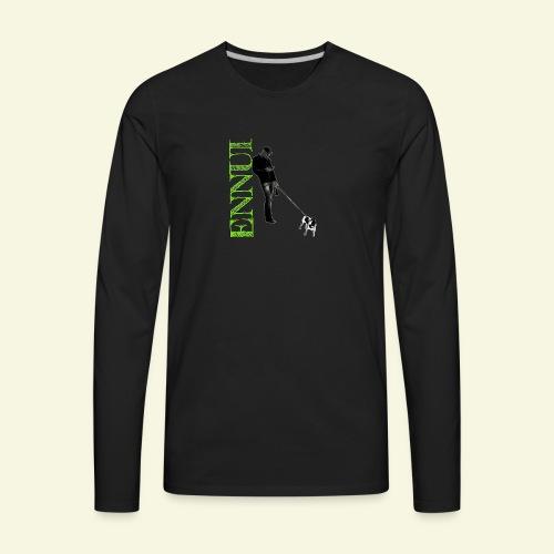 Beacon's Ennui - Men's Premium Long Sleeve T-Shirt