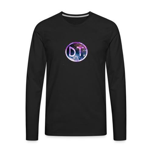 DanTCU's Logo - Men's Premium Long Sleeve T-Shirt