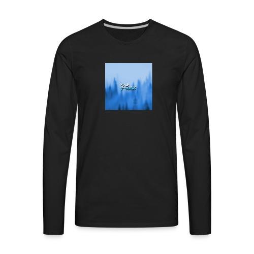 iMrFreez - Men's Premium Long Sleeve T-Shirt