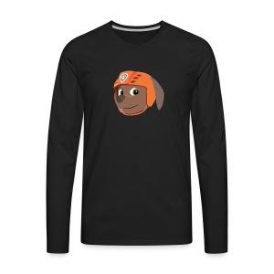 zuma - T-shirt Premium à manches longues pour hommes