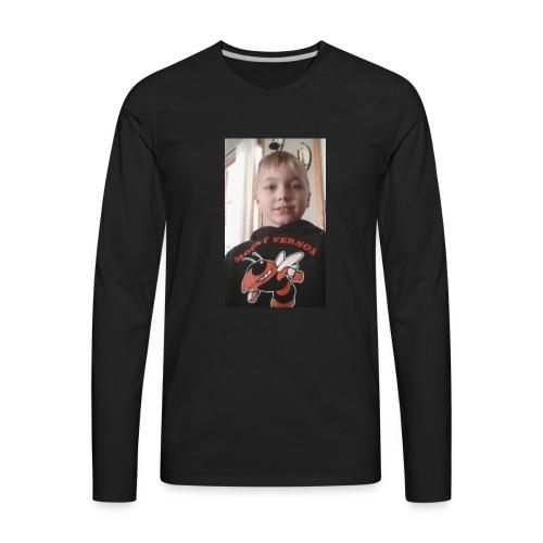 Skyler - Men's Premium Long Sleeve T-Shirt