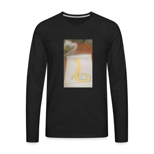 Sayo - Men's Premium Long Sleeve T-Shirt