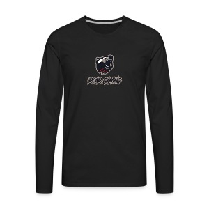 RoaR Classic - Men's Premium Long Sleeve T-Shirt