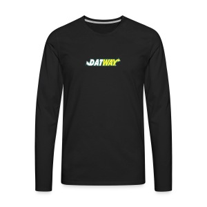 datway - Men's Premium Long Sleeve T-Shirt