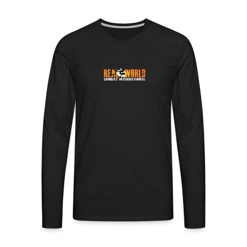 RWCI - Men's Premium Long Sleeve T-Shirt