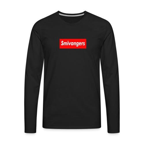 SMIVANGERS OFFICIAL SHIRT - Men's Premium Long Sleeve T-Shirt