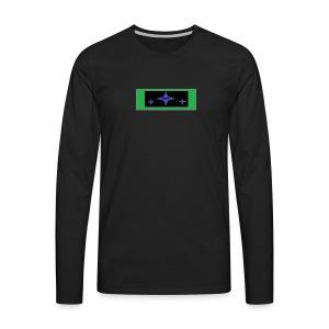 Stars - Men's Premium Long Sleeve T-Shirt