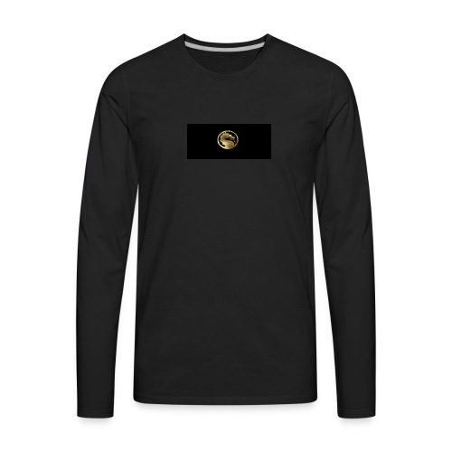 Dragon's Merc - Men's Premium Long Sleeve T-Shirt