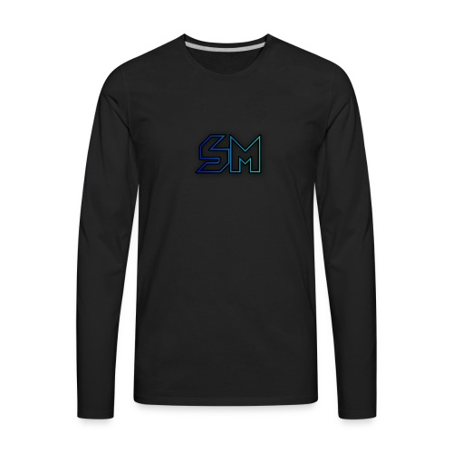 cooltext252519886767449 - Men's Premium Long Sleeve T-Shirt