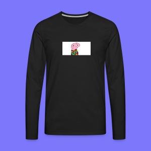 Peeber - Men's Premium Long Sleeve T-Shirt