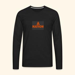 THE ANATION - Men's Premium Long Sleeve T-Shirt