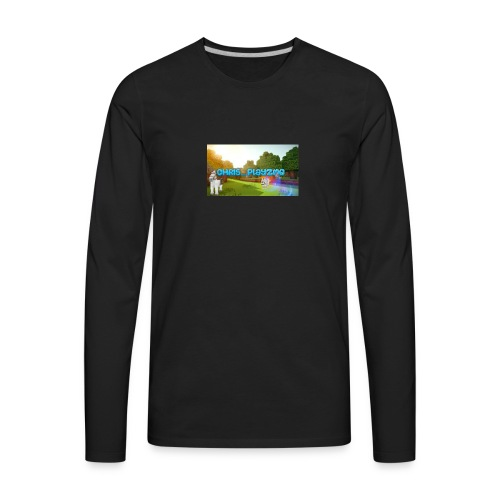 ChrisPlayz - Men's Premium Long Sleeve T-Shirt