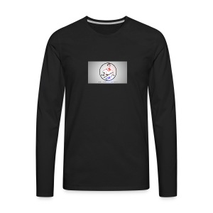 Cristiano The beast - Men's Premium Long Sleeve T-Shirt