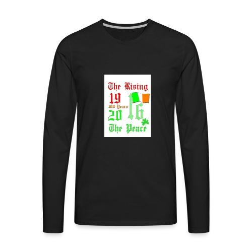 1916 Easter Rising - Men's Premium Long Sleeve T-Shirt