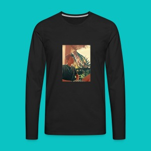 Hot Guy - Men's Premium Long Sleeve T-Shirt