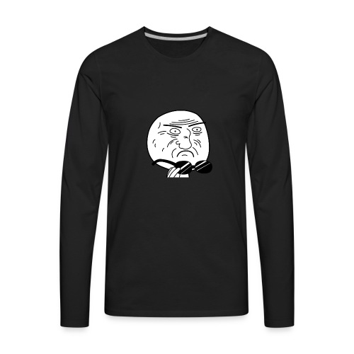 ok - Men's Premium Long Sleeve T-Shirt