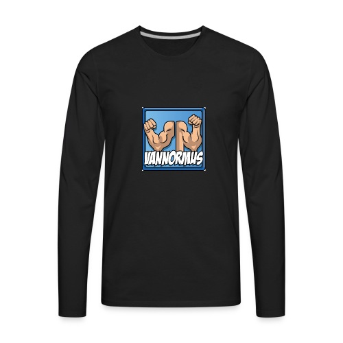 Arms With Vannormus - Men's Premium Long Sleeve T-Shirt