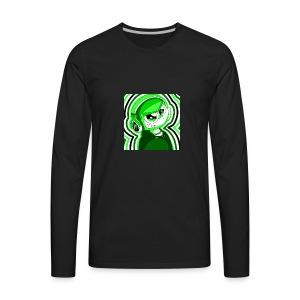 WeebMeme's Merch - Men's Premium Long Sleeve T-Shirt
