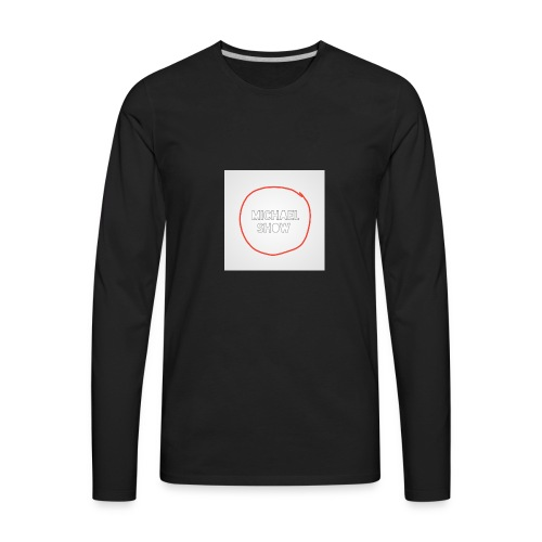 20161204_203418 - Men's Premium Long Sleeve T-Shirt