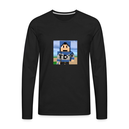 TDTgames - Men's Premium Long Sleeve T-Shirt