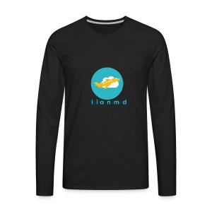 Digital nomad - Men's Premium Long Sleeve T-Shirt