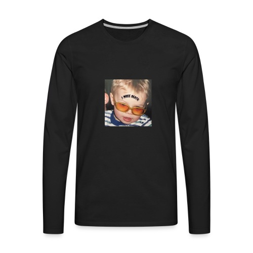 Childhood Producer - Men's Premium Long Sleeve T-Shirt