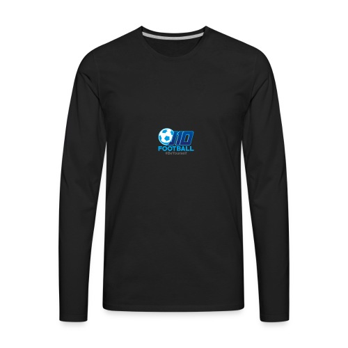 J10football merchandise - Men's Premium Long Sleeve T-Shirt