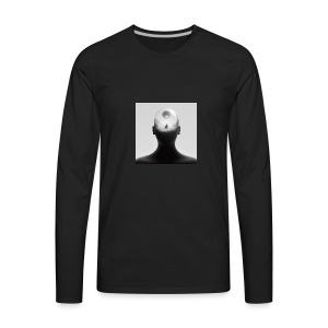 Intergalactic - Men's Premium Long Sleeve T-Shirt