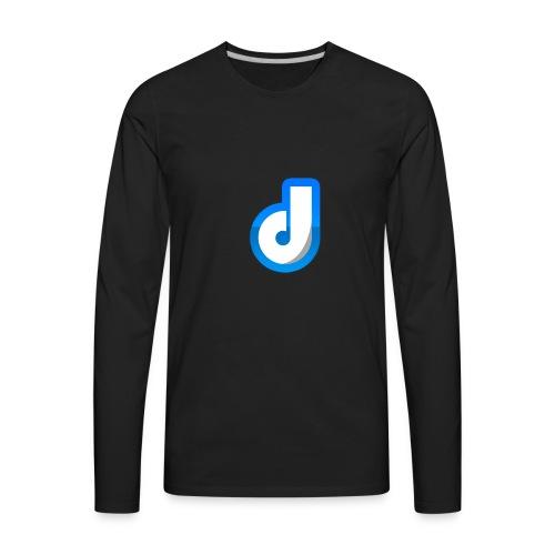 Logo van Dinaih - Men's Premium Long Sleeve T-Shirt