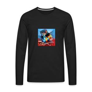Logo de Clezoulou59 2016-2017 - T-shirt Premium à manches longues pour hommes