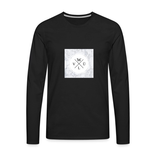 Wülv - Men's Premium Long Sleeve T-Shirt
