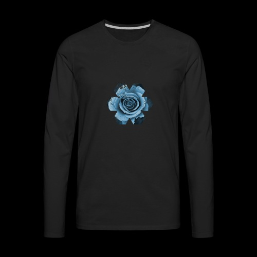 FLOWER OF LIFE.. - Men's Premium Long Sleeve T-Shirt