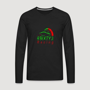 6sixty2 Racing3 MAIN PNG - Men's Premium Long Sleeve T-Shirt