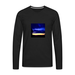 Sunset beauty - Men's Premium Long Sleeve T-Shirt