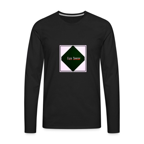 Faze Sensor clothing - Men's Premium Long Sleeve T-Shirt