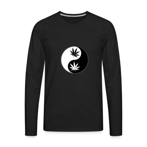 Weed Yang - Men's Premium Long Sleeve T-Shirt