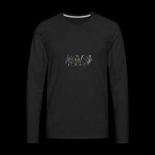 Money Gang MG - Men's Premium Long Sleeve T-Shirt