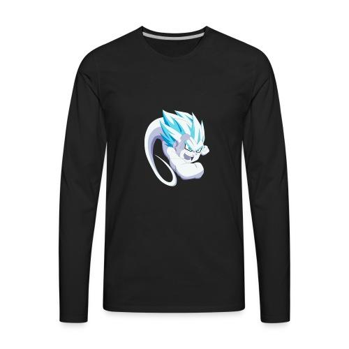 gotenks ghost - Men's Premium Long Sleeve T-Shirt