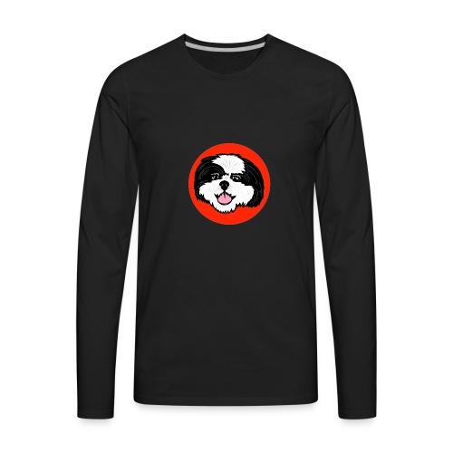 Skeeter Red - Men's Premium Long Sleeve T-Shirt