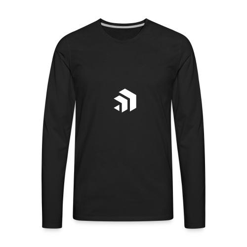 SNATCHIN' LOGO - Men's Premium Long Sleeve T-Shirt