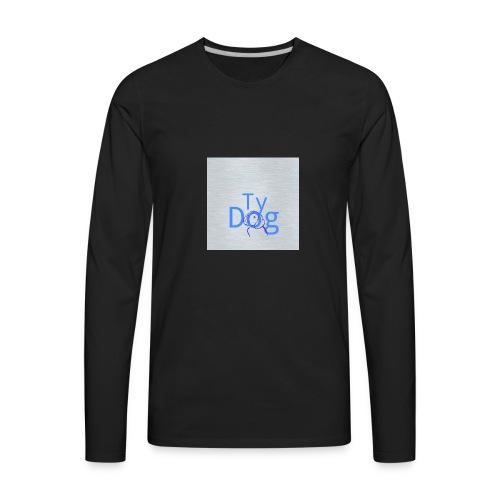 Tydog design - Men's Premium Long Sleeve T-Shirt