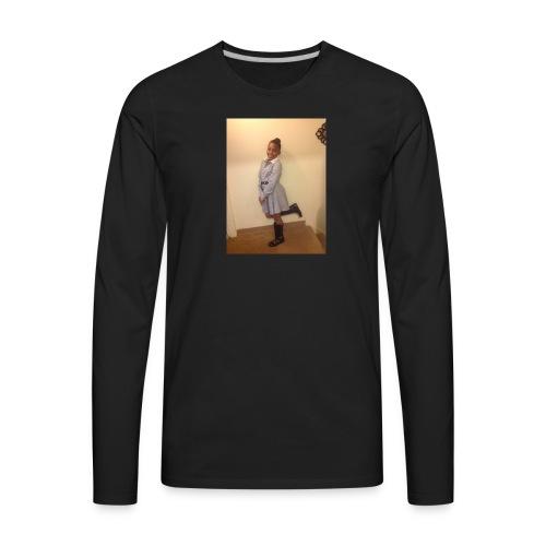 cool for evryoney - Men's Premium Long Sleeve T-Shirt