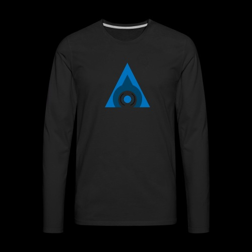 Audical Logo! - Men's Premium Long Sleeve T-Shirt