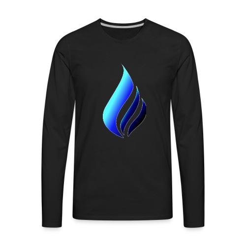 Pennywise IT Clown 🤡🔪 - Men's Premium Long Sleeve T-Shirt