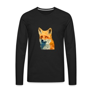 Jonk - Fox - Men's Premium Long Sleeve T-Shirt