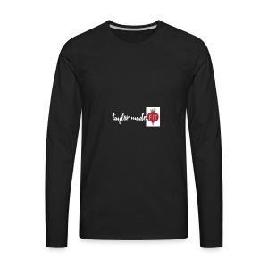 This is fitness design - Men's Premium Long Sleeve T-Shirt